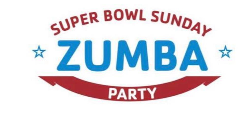 Superbowl Zumba!!!!