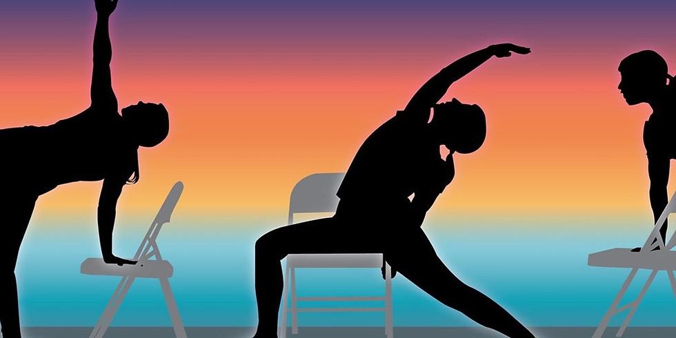 Chair Yoga Teacher Training Yoga Alliance Accredited Training with Stacey Lubets (E-RYT 500, YACEP)