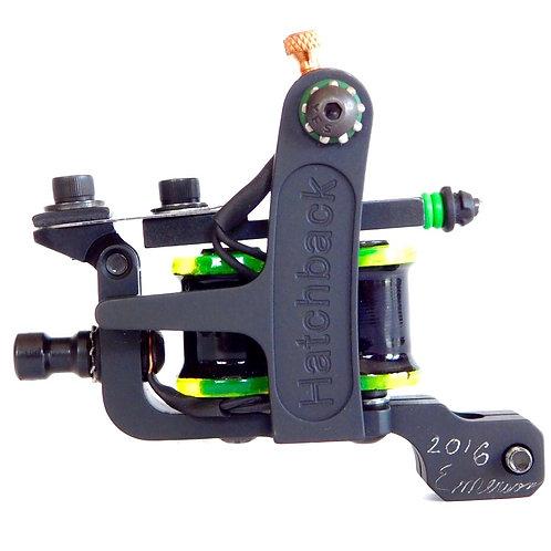 Green n Black Spider Liner