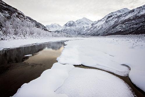 Alaska in winter