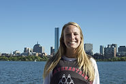 Elise Gehling Northeastern University Sailing Team