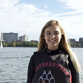 Eleanor Grams Northeastern Sailing Team