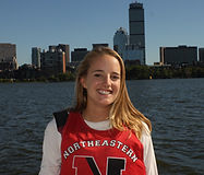Sam Calvaresi Northeastern University Sailing Team