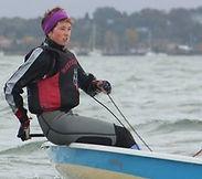 Tasha Greenwood Northeastern University Sailing Team