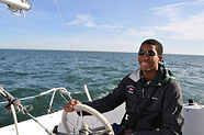 Moussa Diolombi Northeastern University Sailing Team