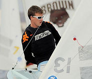 Maarten Eenkema van Dijk Northeastern University Sailing Team