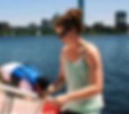 Heidi Hood Northeastern University Sailing Team