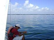 Stephen Fletcher Northeastern University Sailing Team