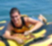 Luke Orchardo Northeastern University Sailing Team