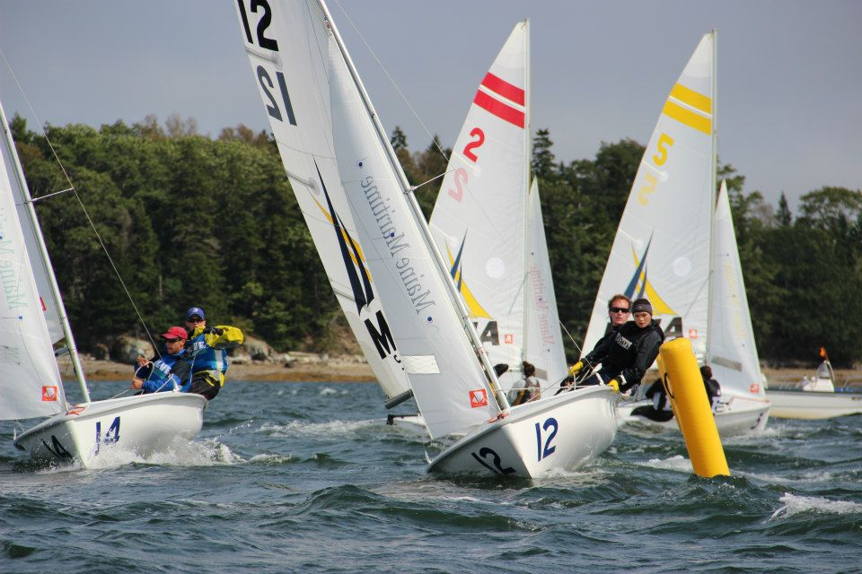 Fall 2012 at Maine Maritime