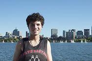 Claire Lockard Northeastern University Sailing Team