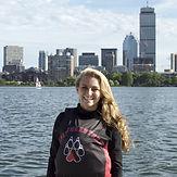 Katie Alfond Northeastern University Sailing Team
