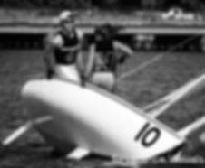 Scott Goodrich and Taylor Williams Oberg Trophy Charles River Regatta Northeastern Sailing College NEISA Racing