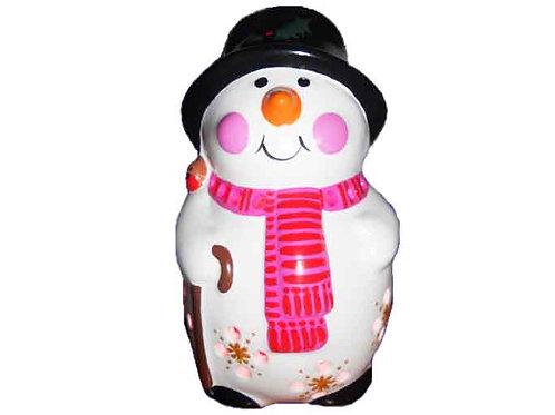 Snowman Christmas Night Light