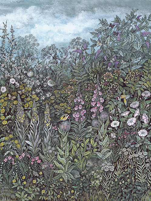 Limited Edition Hedgerow Print