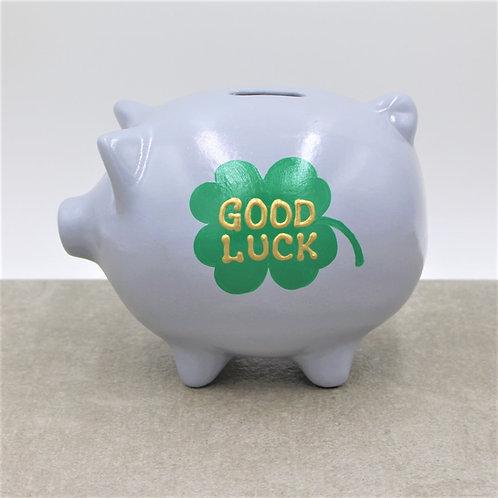 Good luck Piggybank (More background colours)