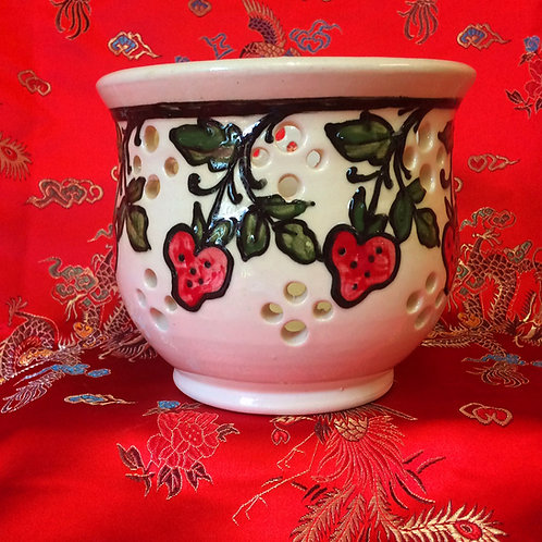 Strawberry Tealight holder