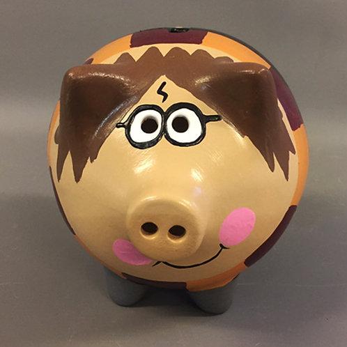 Wizard Piggy Bank