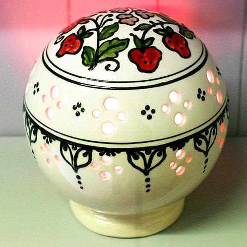 Strawberry Globe light