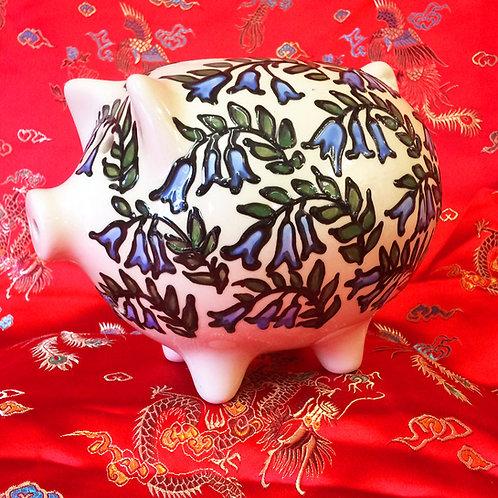 Bluebell Piggybank