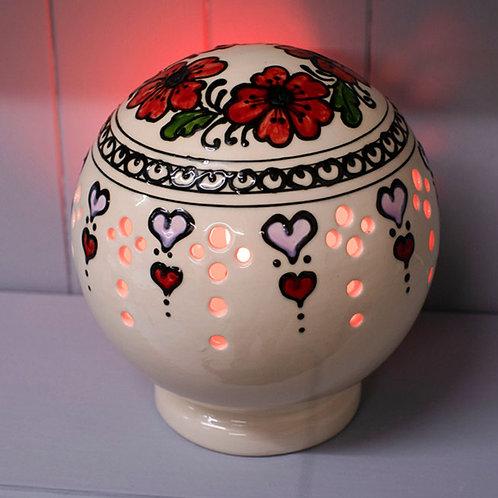 Poppy Globe light
