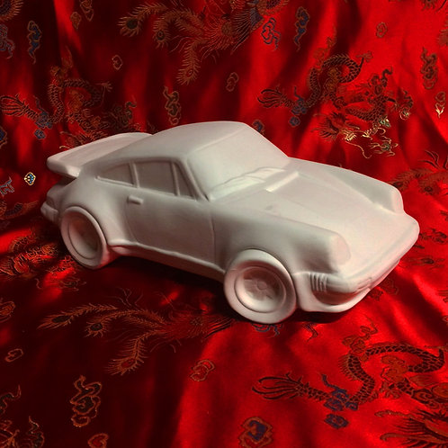 'Paint Your Own' Kit 141-Large Sports Car