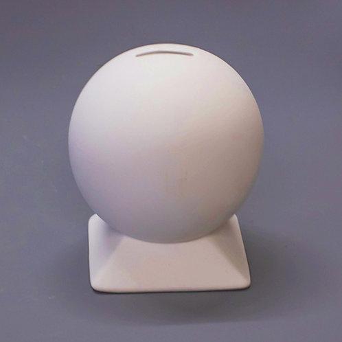 'Paint Your Own' Kit 175 -Globe Ball money box