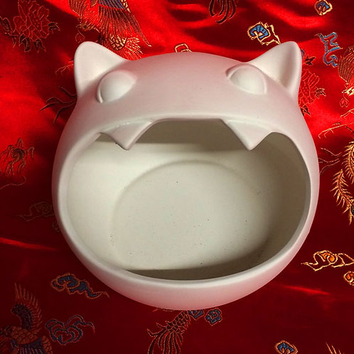 'Paint Your Own' Kit 99 -Halloween cat sweet bowl