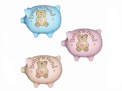 Baby Fund Piggy Banks