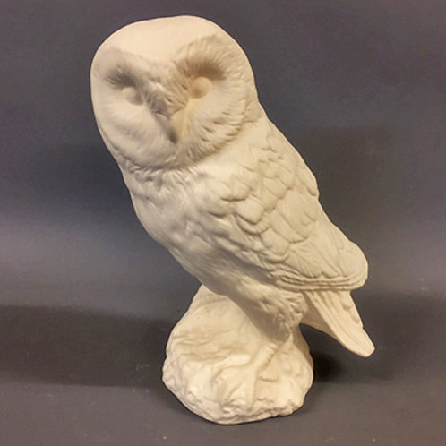'Paint Your Own' Kit 23-Owl