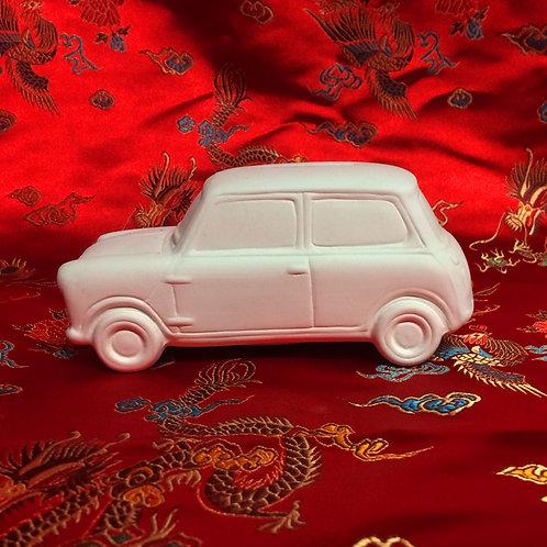 'Paint Your Own' Kit 156 -Mini car money box
