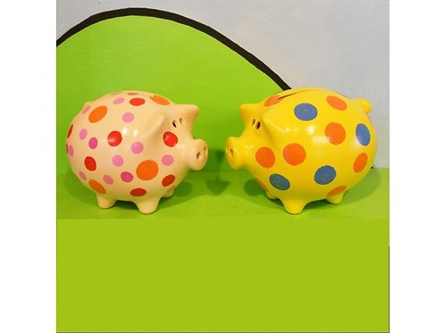 Smartie Piggy Banks (More colours)