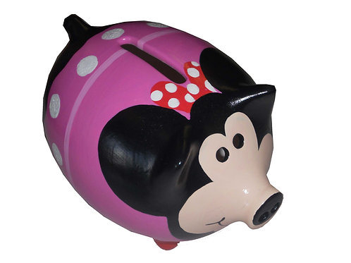 Cartoon Mouse Piggy Bank