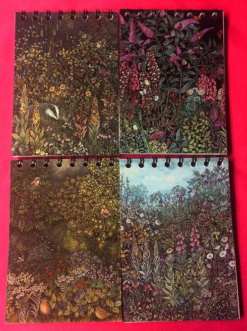Notebook Original Barbara Winrow design