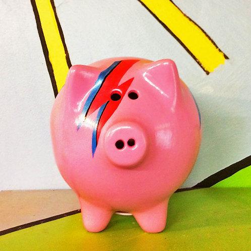 Piggy stardust money Bank