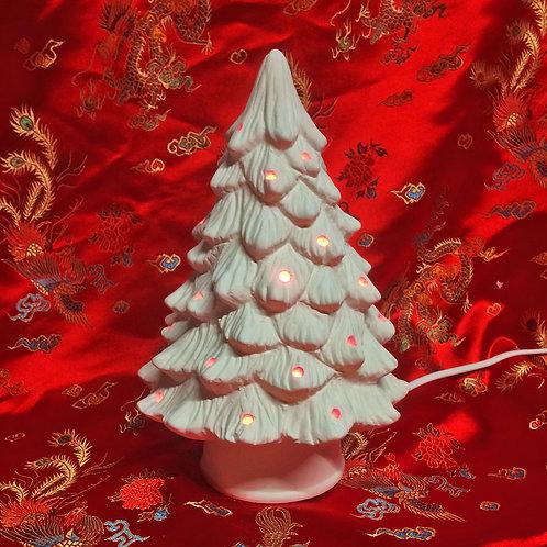 'Paint Your Own' Kit 95 - Christmas tree nightlight