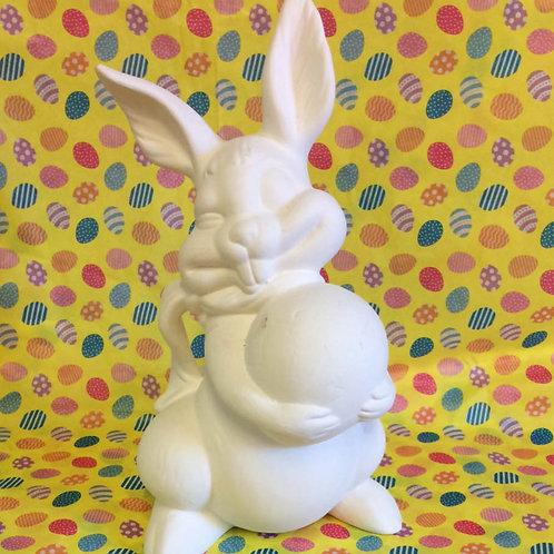'Paint Your Own' Kit 3 - Large Rabbit