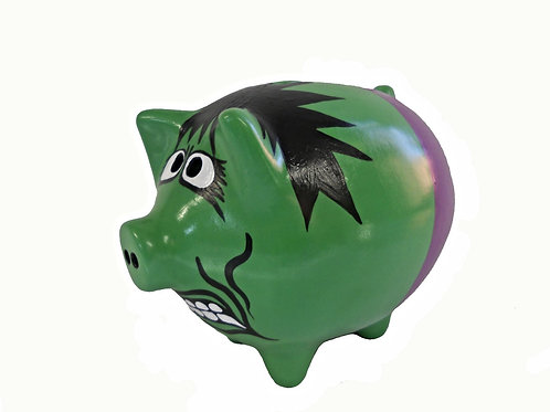 Angry Pig Piggy Bank