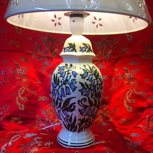 Bluebell table lamp