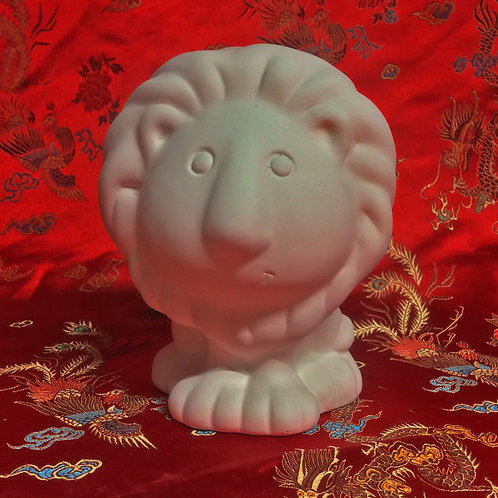 'Paint Your Own' Kit 92 -Lion money bank