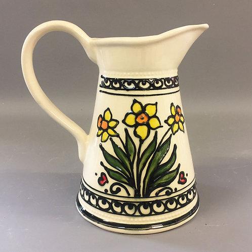 Large Daffodil Jug