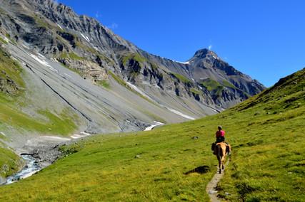 Randonnées en Tarentaise, Vanoise et autour du Mont Pourri