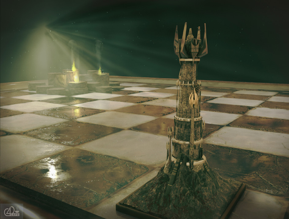 The Chess Tower