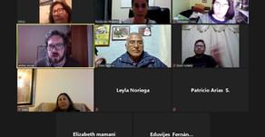 Comité de Mayordomos y Colaboradores del proyecto sesionó en junio