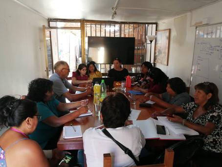 "Comunidad de Ticnámar participa en proyecto de restauración a través de ""Comité"""