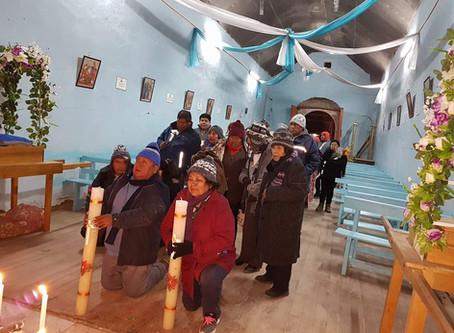 Corpus Christi en Ticnámar: Festividad que resurge en Timalchaca
