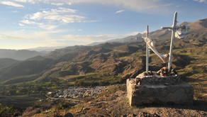 Cruces de Mayo en Belén: Festividad a las protectoras desde las alturas del pueblo