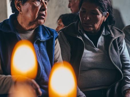 """Comunidad de Ticnámar participa en talleres de """"Historia y Relatos"""" del proyecto"""