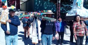 Relatos de Belén: La Cruz Milagro, una verdadera fiesta en comunidad