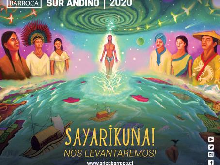 Proyecto de Restauración de Belén presente en el Festival Arica Barroca 2020